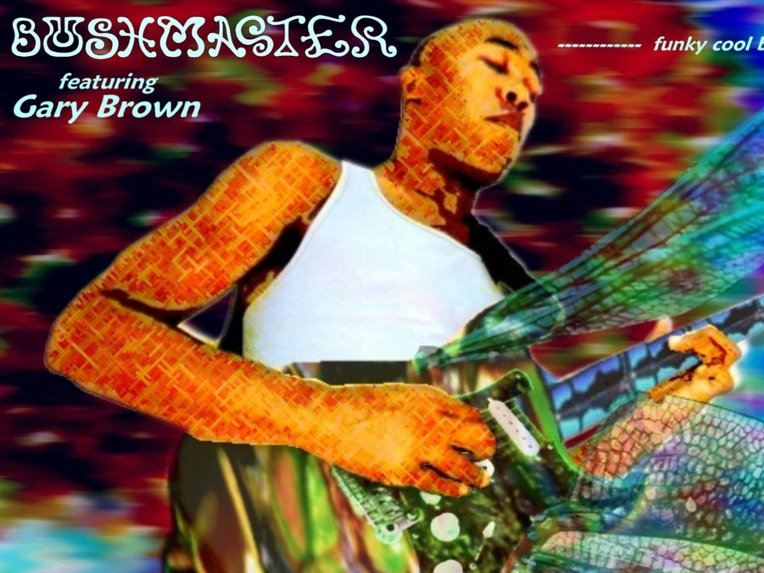Image for Bushmaster featuring Gary Brown