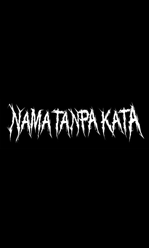 Nama Tanpa Kata Reverbnation