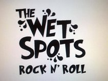 The wet spots