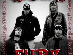 Image for Chronic Fury