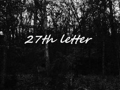 Image for 27th Letter