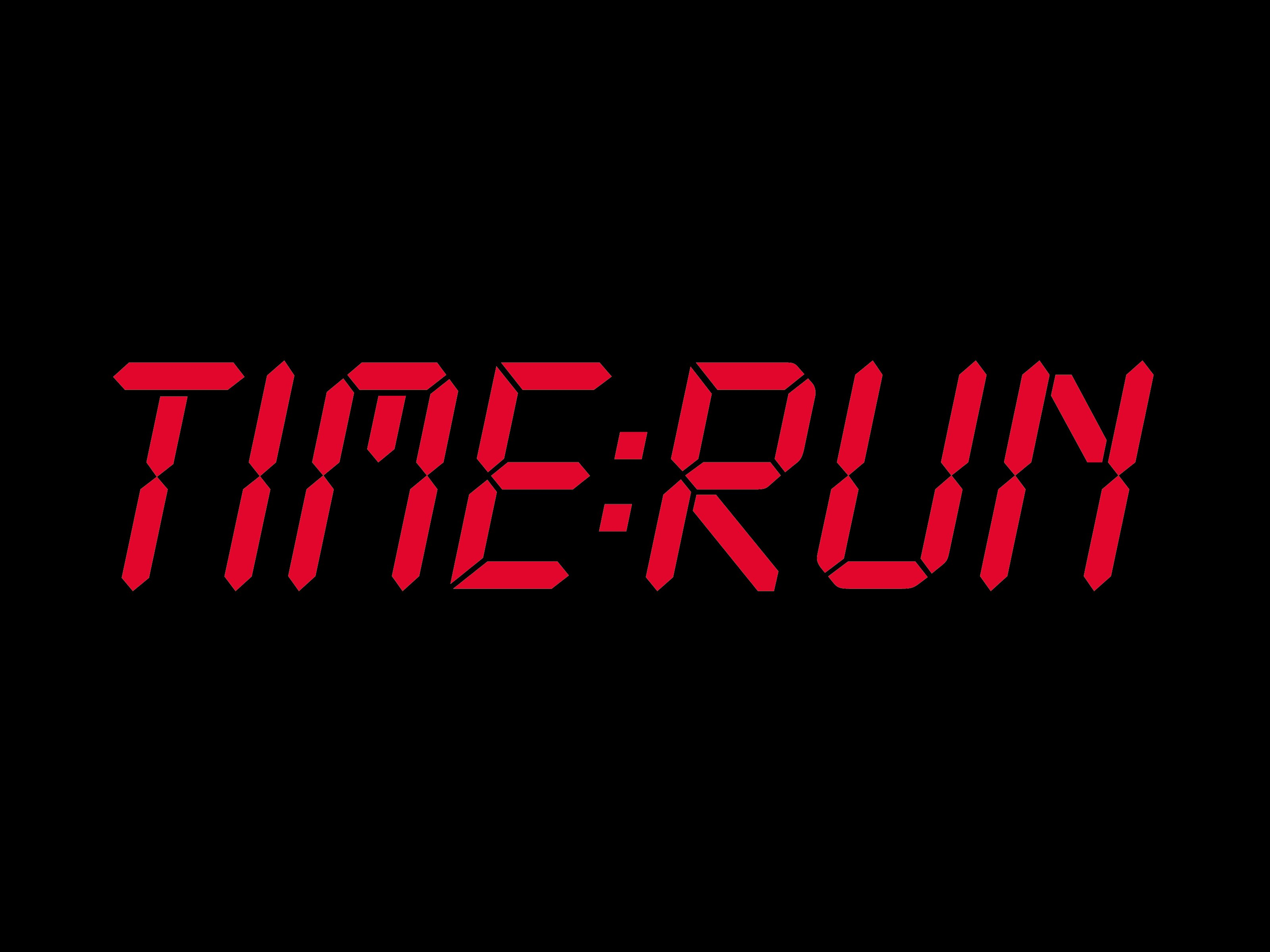 Image for Time Run