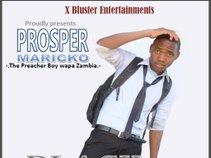 PROSPER MARICKO [The preacher boy wapa Zambia]