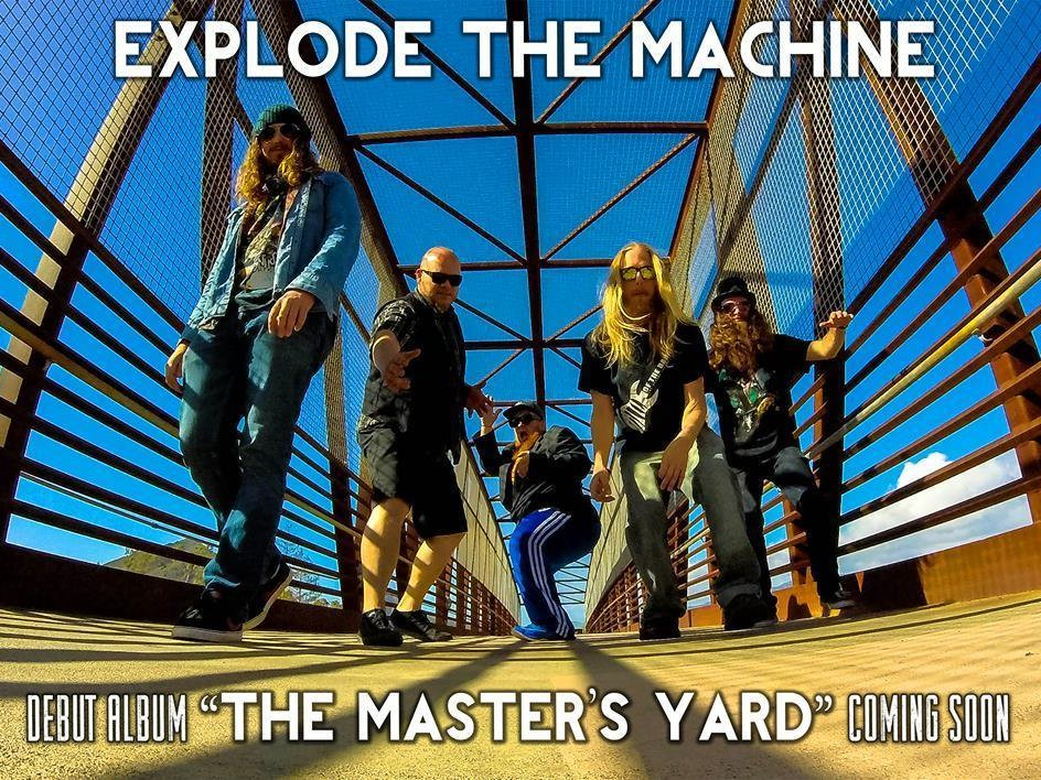 Image for Explode The Machine