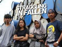 STRAGGLING IN FALLEN