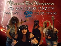 Passion For Vengeance