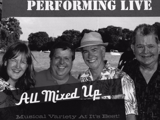 Image for All Mixed Up Variety Band