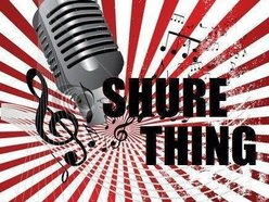 Image for SHURE THING BAND