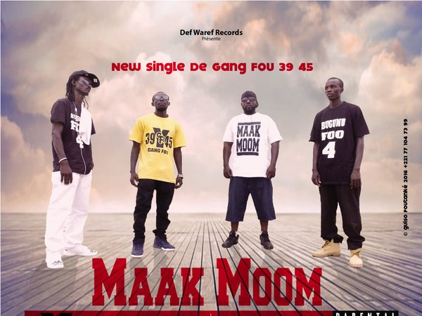 Gang fou single mak mome by gangfou 39 45 reverbnation