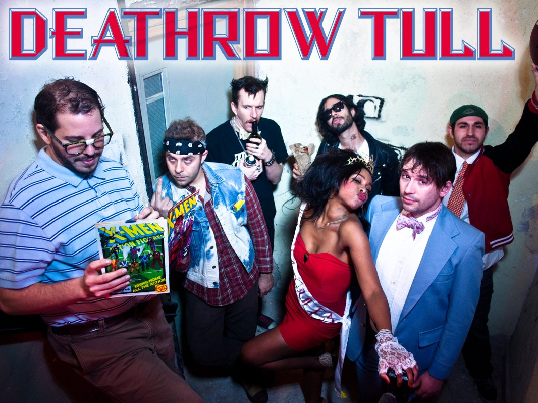 Image for Deathrow Tull