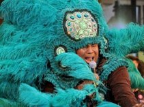 Big Chief Brian Harrison Nelson and the Nouveau Bounce