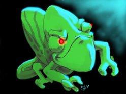 Lazer Totin' Lizards