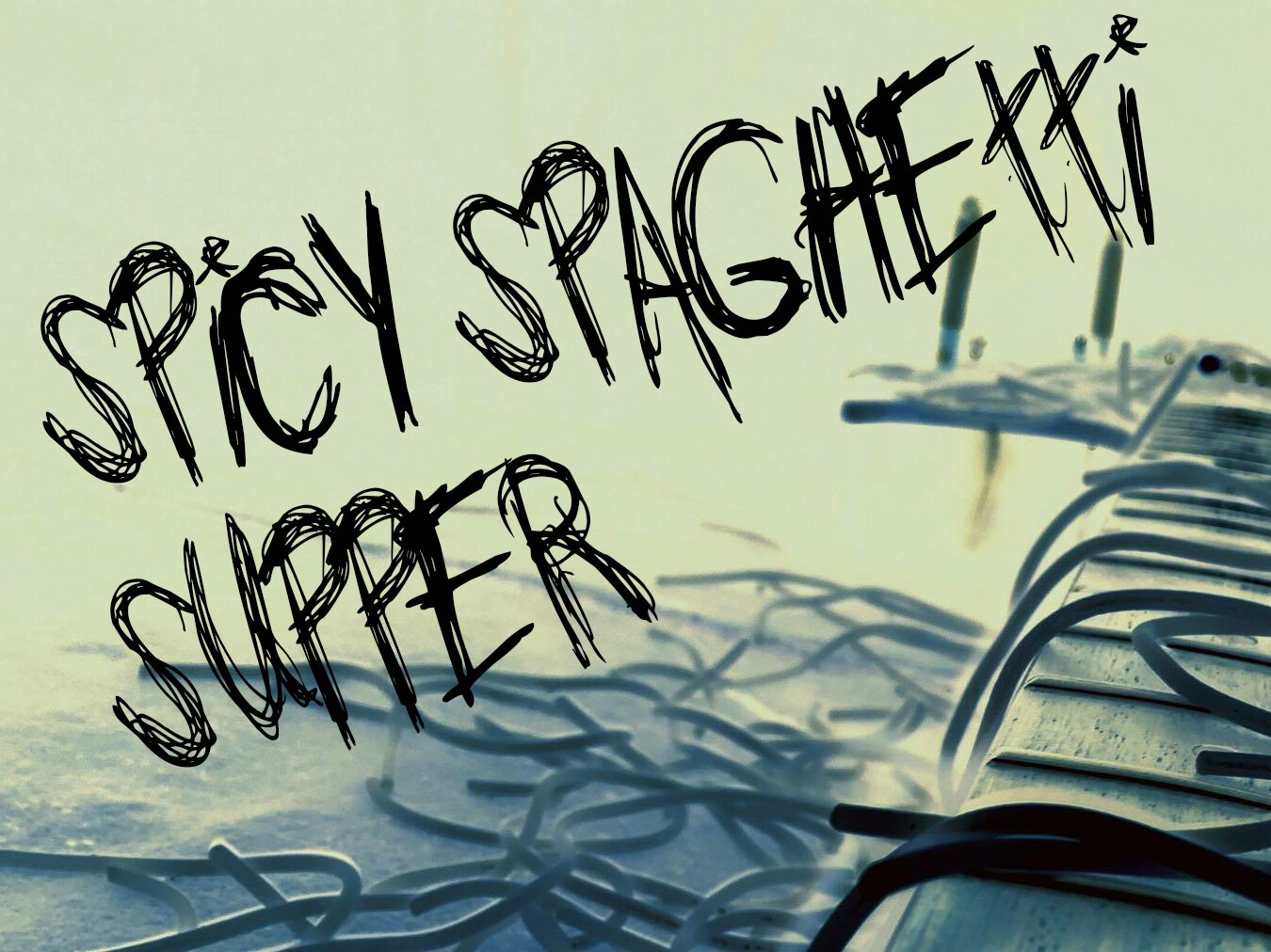 Image for Spicy Spaghetti Supper