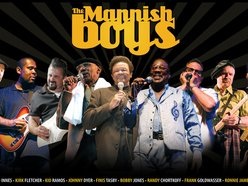 Image for The Mannish Boys