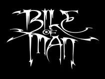 Bile of Man