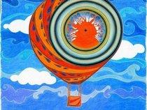 Happy Orange Balloon