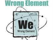 Image for Wrong Element