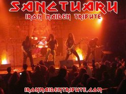 Image for Sanctuary - Iron Maiden Tribute