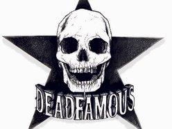 Image for Dead Famous