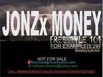 jonzx money