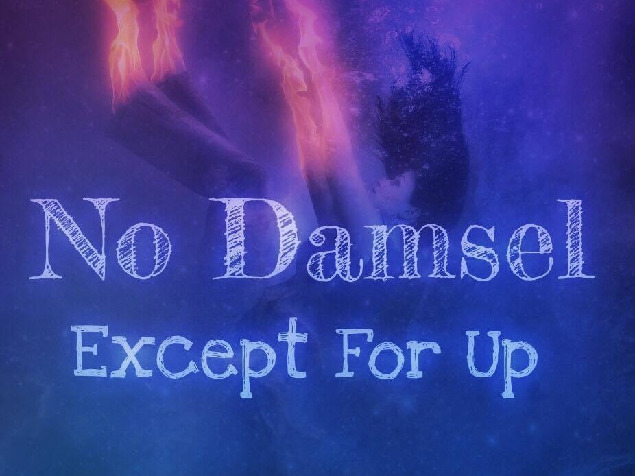 Image for No Damsel