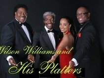 wilson williams and his platters