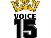 FIFTEEN KING VOICE