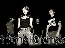 Image for Anton's Blindness
