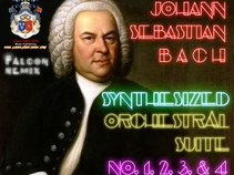 J.S. Bach Synthesized