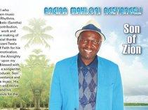 Mnyamande Rhythms Son of Zion