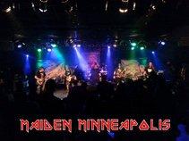 Maiden Minneapolis(Midwests Premier tribute to IRON MAIDEN
