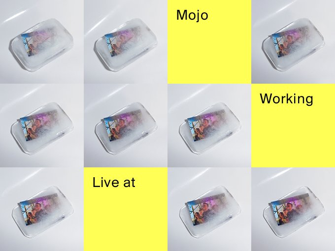 Image for Mojo Working