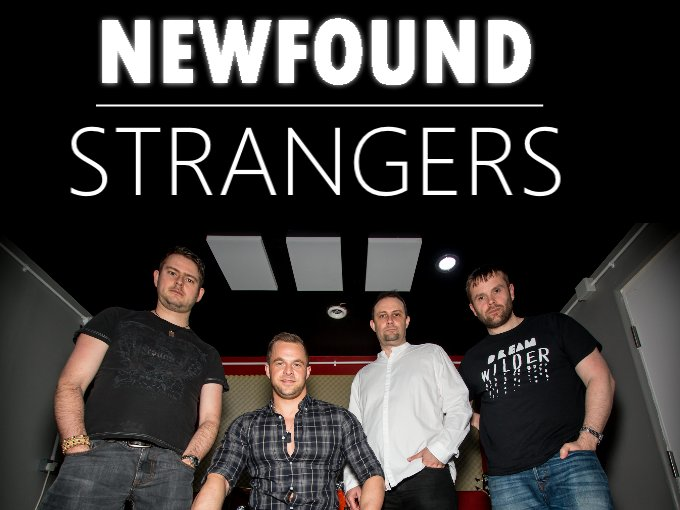 Image for Newfound Strangers