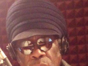 Reggae DJ Ras Joel