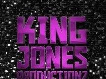 Producer King Jones (Music Producer/Inspirational rapper)