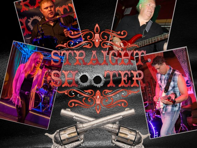 Image for The Straight Shooter Band