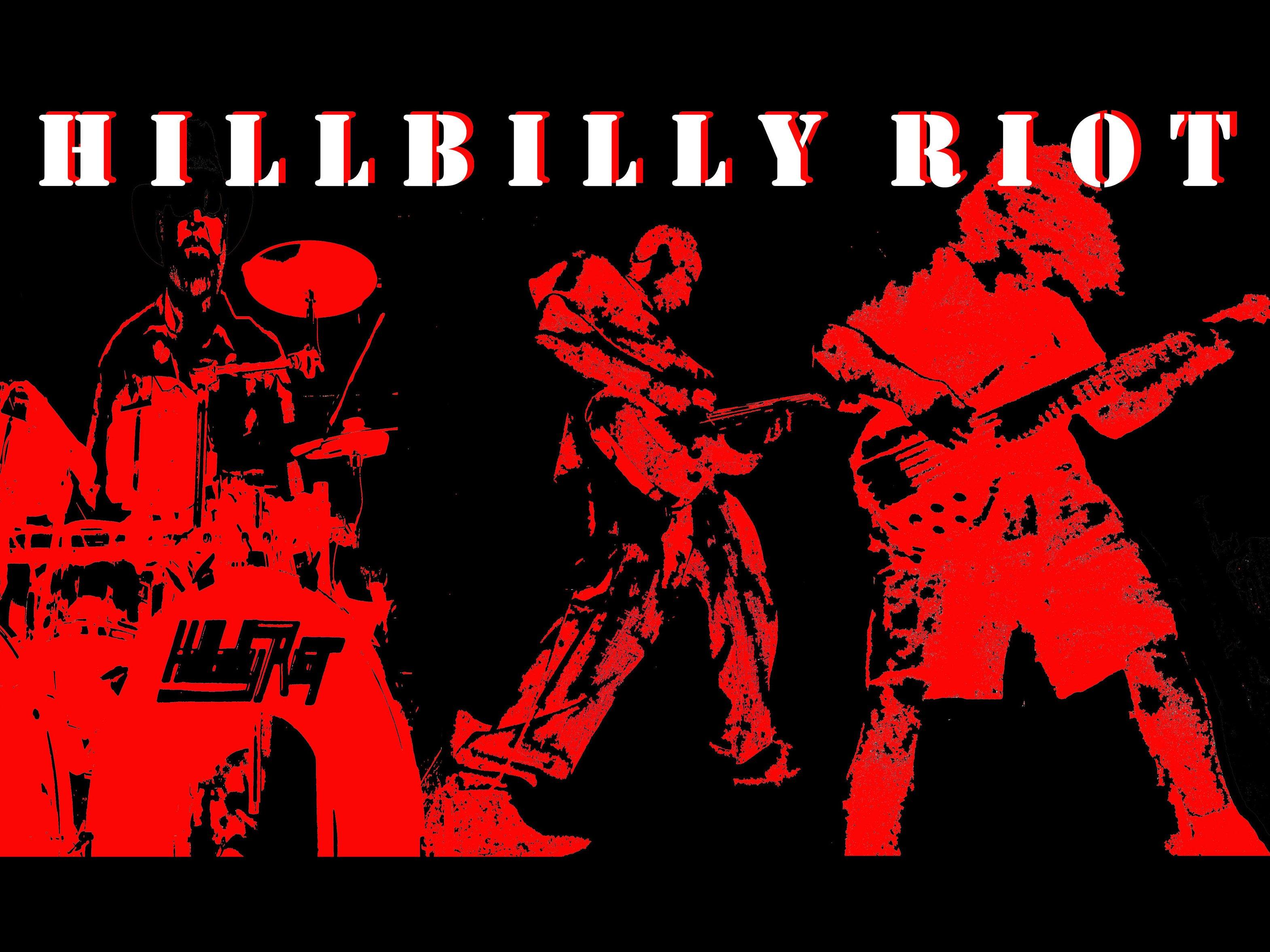 Image for Hillbilly Riot