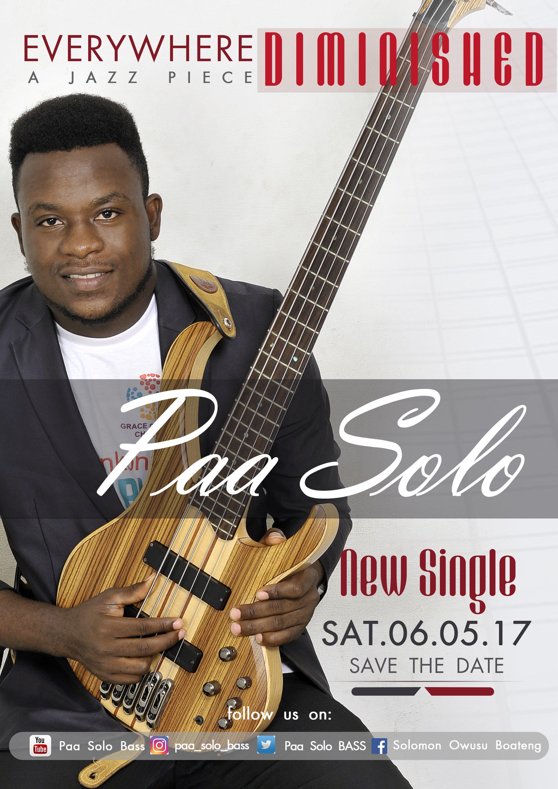 Paa Solo | ReverbNation