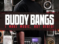 """Image for """"BUDDY BANGS"""" OF RHYTHM SECTION ENT"""