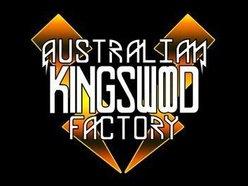 Image for The Australian Kingswood Factory