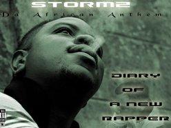 Image for Stormz Da AfrcanAnthem