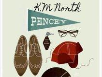 K.M North