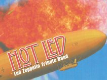 """HOT LED  """"A Tribute To Led Zeppelin"""""""