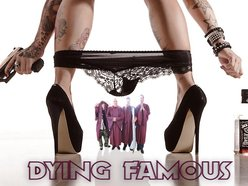 Image for Dying Famous
