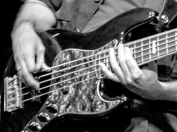Image for Reggie Hache - Bassist • Vocalist • Solo Artist