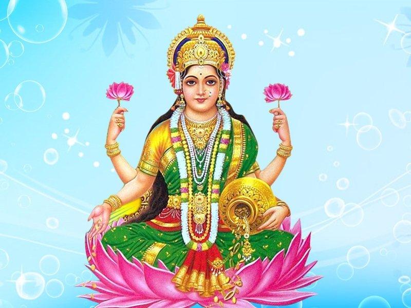 Lakshmi Stotram or Mahalakshmi Stotram