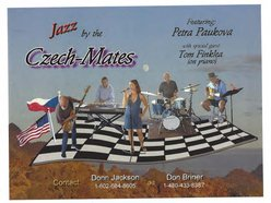 The CzechMates featuring Petra Paukova and Tom Finklea