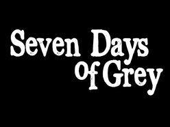 Image for Seven Days Of Grey