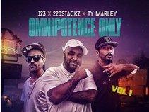 """O.M.E."" Ty Marley & Jesse J23 Davis & 220 stacks"