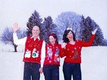 D.E.L. (David, Erika, Lyndsey) Christmas Band